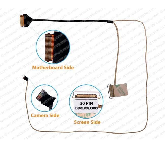 Display Cable For Lenovo V510-15IKB 5C10M31713 DD0LV9LC003