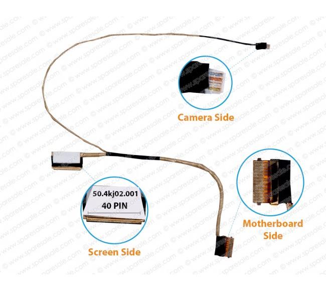 Display Cable For Lenovo Thinkpad X220t X230T X220IT X230IT 04W1775 50.4kj02.001