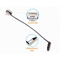 Display Cable For Lenovo Thinkpad T480 A485 ET480 dc02c00bc10 30 Pin