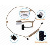 Display Cable For SONY VAIO SVT131 SVT131A11M Z31UL SVT13134CXS touch 50.4xm01.002
