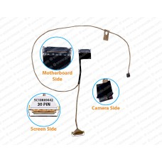 Display Cable For Lenovo IdeaPad 100S-14IBR 5C10K69442 64411202000020