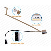 Display Cable For Sony Vaio SVE15 Series DD0HK5LC000