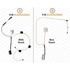 Display Cable For Dell Chromebook / Latitude 11-3181, 11-3189, 11-3180