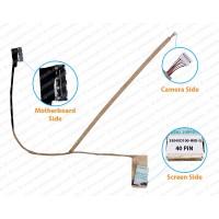 Display Cable For HP Compaq Presario CQ58 650 655 35040D100-H0B-G NT156