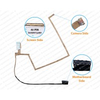 Display Cable For DELL L3450 Latitude 14 3450 zal50 dc02001ya00 0ryjmr 40 Pin