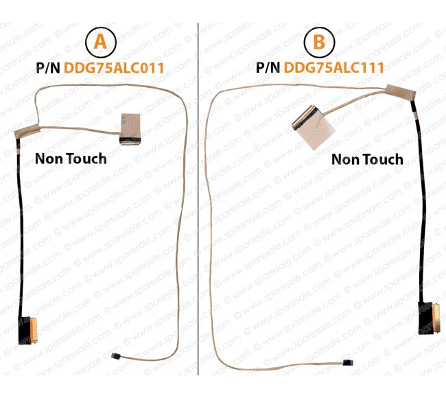 Display Cable For HP Pavilion 15-cb G75 15-cb045wm