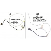 Display Cable For HP Pavilion 15-CC 15-CK 15-CD