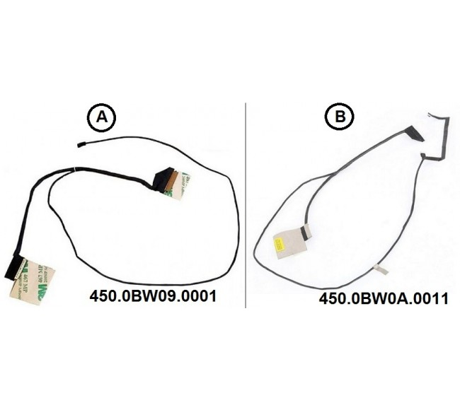 Display Cable HP Pavilion 15-BR 15-BR077NR