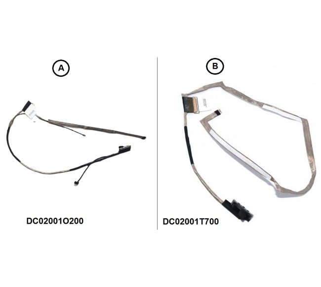 Display Cable For Dell Latitude E6440 E5540 DC02001O200 DC02001T700