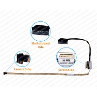 Display Cable For Dell G3-3590 450.0H701.0001 450.0H701.0002 25H3D 025H3D JICN