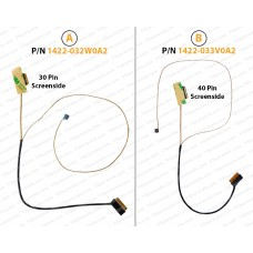 Display Cable For ASUS FX86, FX86F, FX505, FX505GT-BI5N7, FX50D, FX86G, FX95G, 1422-032W0A2, 1422-033V0A2