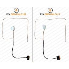 Display Cable For HP 15-AU 15-AU000 15-AU010 15-AU023 15T-AU