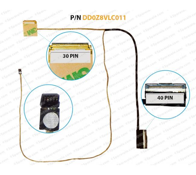 Display Cable For Acer Aspire E5-475, E5-475G, E5-575, E5-575G