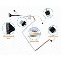 Display Cable For Dell Latitude E7250 ZBZ00 EDP 03H0NG DC02C007P00 ( 30 Pin )