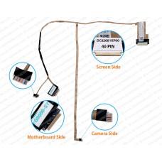 Display Cable For SAMSUNG NP350E7C np355E7C qcla7 NP350 NP355 DC02001KP00