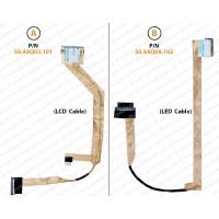Display Cable For Dell Inspiron 1545 1546 PP41L 50.4AQ03.001 50.4AQ03.101 PP41L 50.4AQ08.102