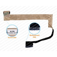 Display Cable For Dell Latitude E5520 057XNX 350408D00-GEK-G 40 PIN