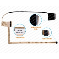 Display Cable For Dell Inspiron 15R 5520 5525 7520 dc02001ic10 CN-0CNNGH