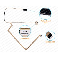 Display Cable For Dell Inspiron 7557 7559 7000 Non Touch 15.6 30 Pin 014XJ8 DD0AM9LC010