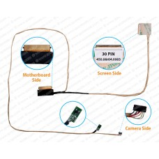 Display Cable For Lenovo IdeaPad 700-15isk 450.06r04.0003