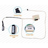 Display Cable For Lenovo E50-30 E50-45 E50-70 E50-80 30 Pin DC020023L00 AIWE3