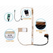 Display Cable For LENOVO E49 E49L E49A E49AL E49G 50.4TK05.002