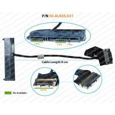 HDD Cable For Acer Aspire V5-122,  V5-122P, V5-132P, 50.4LK05.021 SATA Hard Drive Connector