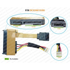 ALL IN ONE HARD DISK CONNECTOR For Lenovo C240, C245, All In One Type 10113, 6268, 10114, 6269, DC02001XJ00, VBA11 SATA Hard Drive Connector