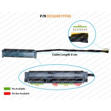 HDD Cable For Toshiba Satellite E55 Series DC02001TF00