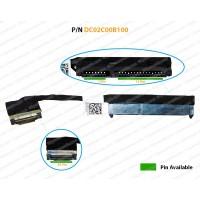 HDD Cable for Dell Latitude E5470, E5480, E5490, E5491, 5470, 5480, 5490, 5491, DC02C00B100, 080RK8, 80RK8, ADM70