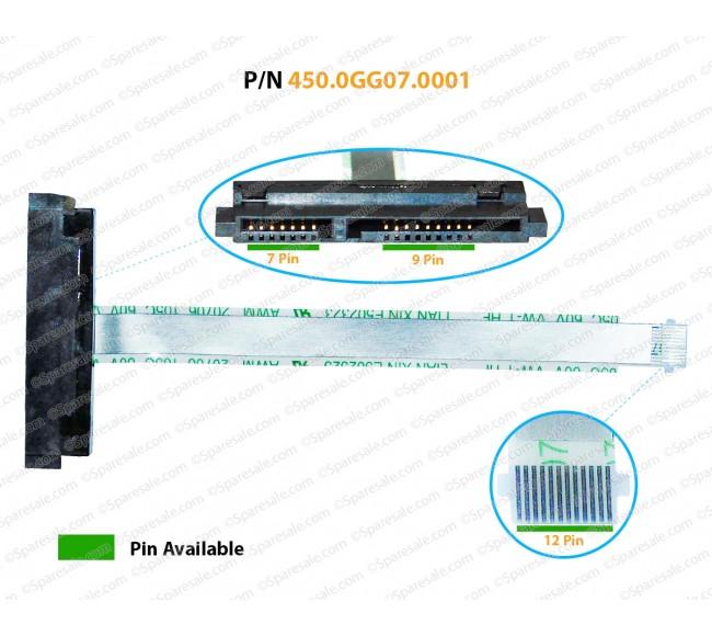 Hdd Cable For Hp Pavilion X360, 14-CD, 14-dh0047tu, 14-dh1181tu, HP ENVY X360 15-CN, 15-CD, 14-CD