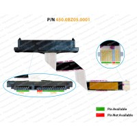 HDD Cable For HP Pavilion X360 14-BA, 14M-BA, 14T-BA, 14-AC, 14-CE, 14-AF, 15-BR, 450.0BZ05.0001 ( 10 PIN )