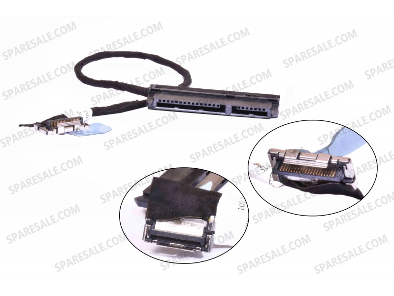 """HP Pavilion 16/"""" DV6-1000 Series Genuine Laptop DC-IN Power Jack with Cable GLP*"""