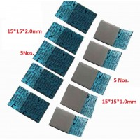 Product cooling Pad Heat Sink Pad thermal pad 10 quantity