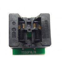 TSSOP8 to DIP8 Bios Programmer Converter Adapter Socket OTS-28-0.65-01