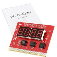 PCI 4-Digit Motherboard Diagnostic Card With User
