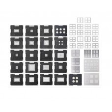 DS-908 Soldering Tool Kit, BGA Stencil set