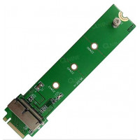 N-2013A Adapter Card to M.2 NGFF X4 for 2013 2014 2015 Air A1465 A1466 SSD