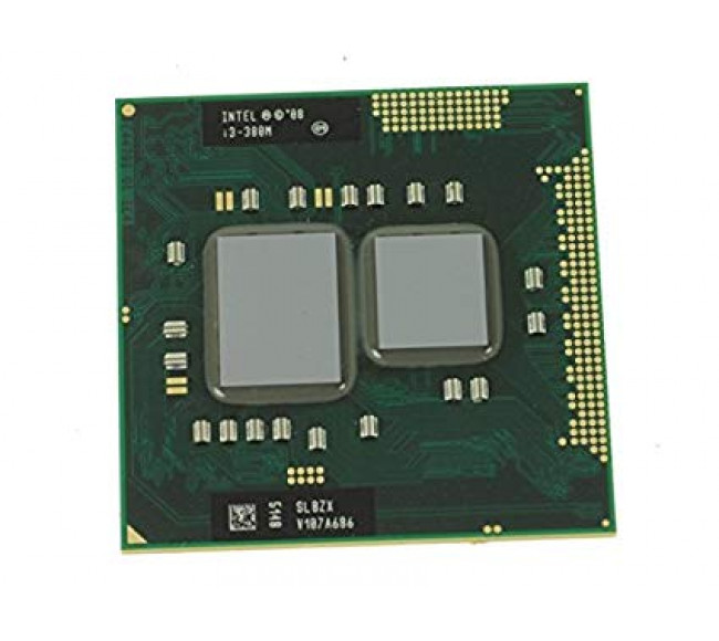 Intel Core i3-380M Mobile 2.53GHz 3M Socket G1 PGA988 CPU Processor SLBZX