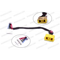 DC Jack For Lenovo IdeaPad G500S G505S  Z501 DC30100PC00 DC30100PF00
