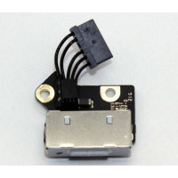 DC Jack For Macbook Pro Retina 15 A1398 Power 820-3109-A Fits 2012 2013 2014 2015