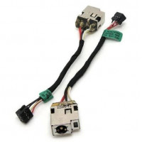 Dc Jack For HP Pavilion 15-B 15B