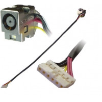 Dc Jack For Hp Pavilion Dv5-1000 Dv6-1000