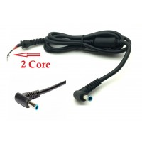 Dc Adapter cable for HP Blue Pin 2 core