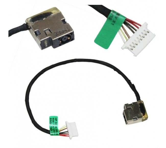 Dc Jack For HP PAVILION 15-BS 15-BW 250-G6 17-BS SERIES