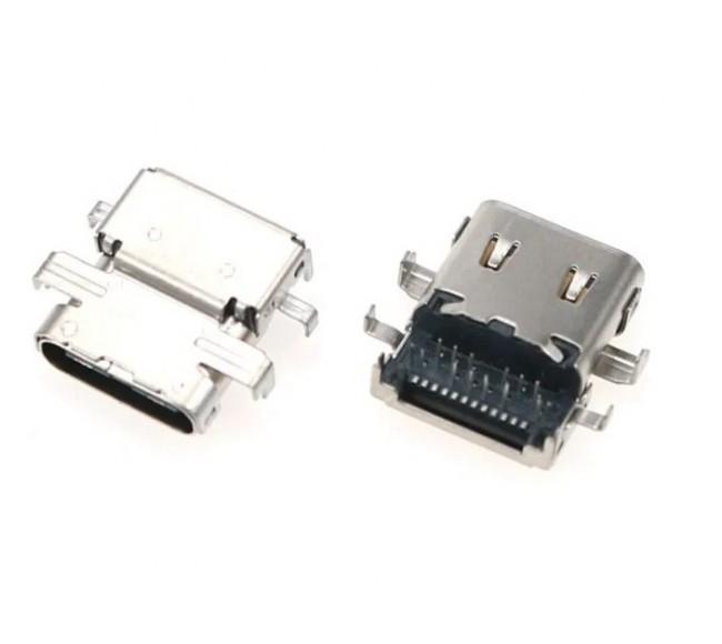 DC Jack For Lenovo Thinkpad E480 E485 E580 E585 R480 E590