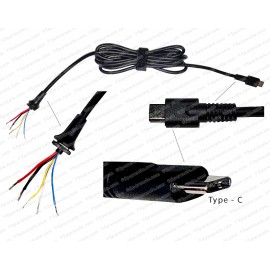 DC Adapter Cable TYPE-C