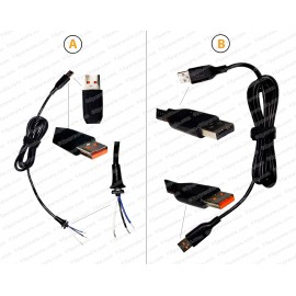 DC Adapter Cable For Lenovo Yoga3, Yoga4 charger