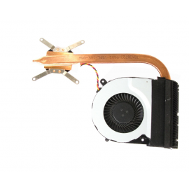Toshiba Satellite Pro C850  C875 L870 L875D S875 CPU Cooling Heatsink with out fan
