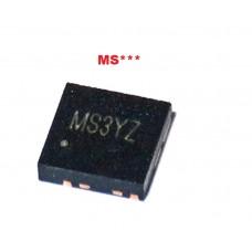 MS3, MS4, MS3VM, MS3BB, MS3BC SY8208BQNC QFN-6